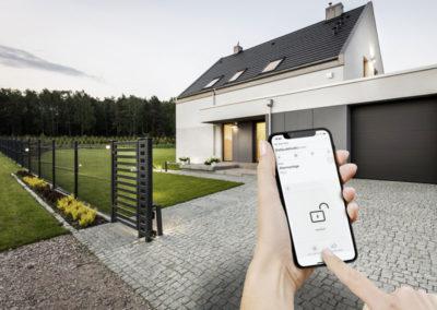 Professionellen Sicherheitslösungen schützen für Ihre Privat- oder Gewerbeimmobilie